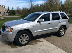 2010 Jeep Grand Cherokee Limited SUV, Crossover