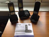 BT Call Guardian Trio Phones