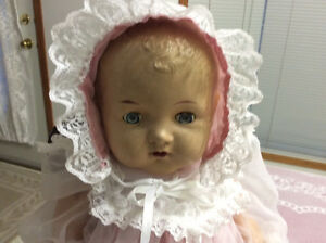 This doll is in mint condition and is about 100 years old Moose Jaw Regina Area image 2