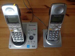 Panasonic Dect 6 Cordless Phone and Answering System