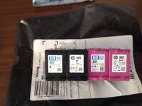 2 x 301 Colour Ink Cartridges + 2 x 301 Black Ink Cartridges