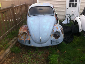 1973 vw beetle for parts