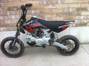 125XL ALUMINUM DIRT BIKE (no trades)