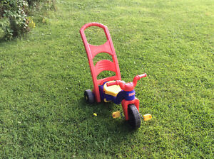 Tricycle/poussette Fisher Price 3 en 1