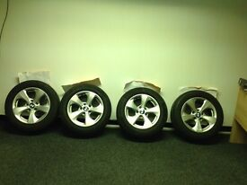 "BMW 3 Series 16"" Alloy Wheels and RunFlat Tyres"
