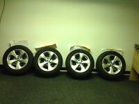 """BMW 3 Series 16"""" Alloy Wheels and RunFlat Tyres"""