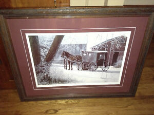 Tammy Laye framed and numbered print for sale