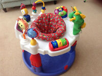 Graco Baby Einstein Discovery & Play Activity Center