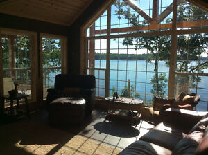 Lake of the Woods Dream Cottage near Kenora for rent