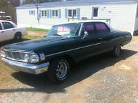 1964 GALAXIE - REDUCED FROM $4500!!!! COMES WITH LOTS OF PARTS!