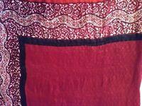 Pure silk,very lightweight sari material 5.2m x 107 cm