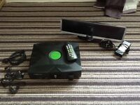Xbox and iPod docking station