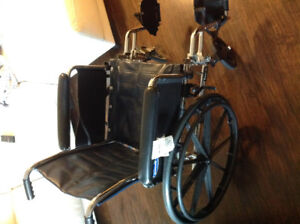Invacare foldable Wheel chair