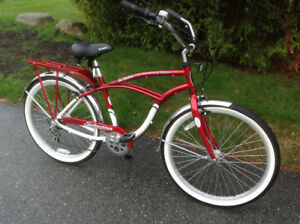 40th Anniversary Tim Horton's Schwinn collector's edition bike