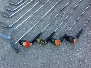16 GOLF CLUBS - $ 10 each - all for $ 100 Oakville / Halton Region Toronto (GTA) image 3