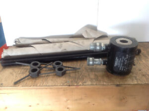 Cat Hydraulic Puller Ram and Rods