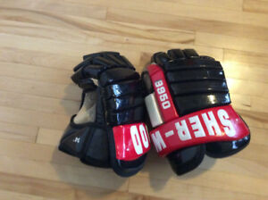 Gants d'hockey Sherwood hockey gloves 14""