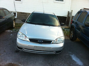 2005 Ford Focus Sedan  SAFETY +ETEST $3500 +HST