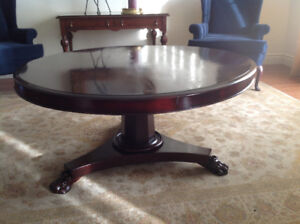 Coffee Table.   Antique