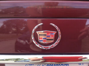 BEAUTIFUL & WELL MAINTAINED CADILLAC