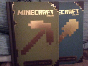 MINECRAFT beginners hand book