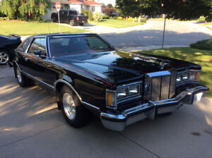 For Sale: 1979 Mercury Cougar XR7 - 83500 original KM's