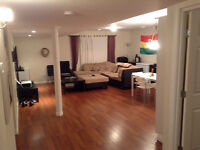 Room for rent - 3 bdrm basement suite- Near Whyte/University/LRT