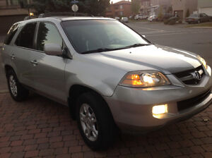 2006 Acura MDX Tech Package - 7 seater