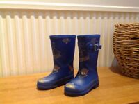 Boys Joules Wellies size 8
