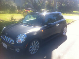 2008 Mini Cooper (2 door) Sports package