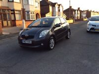 2007 Toyota Yaris 1.3 TR 5dr hatchback petrol manual 1 owner low mileage full history £2250