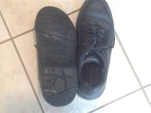 Rockport black casual / dress shoes