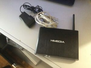 HIMEDIA Q3 Quad Core Android 4.4 TV Box AirPlay Miracast 4Kx2K 3