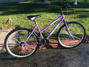 Lady's Supercycle 18 speed