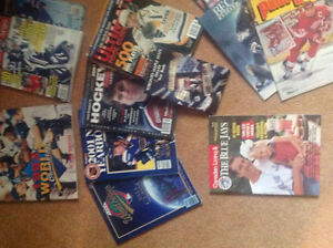 Sports Magazinges and collectables Stratford Kitchener Area image 1