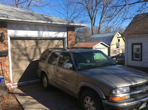 2000 GMC Envoy Loaded SUV, Crossover 4x4