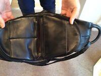 Ladies leather handbag/backpack