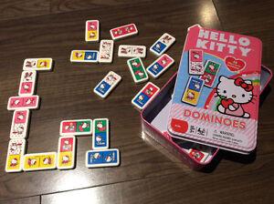 Jeu de dominos Hello Kitty