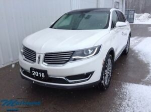 2016 Lincoln MKX Reserve  - Leather Seats -  Cooled Seats
