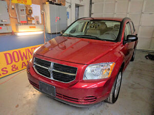 2007 Dodge Caliber SXT Certified and Etested