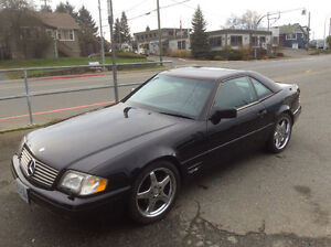 1996 Mercedes-Benz 320 SL Convertible - Not available in Canada