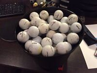 Bucket of golf balls for sale approx 100 balls