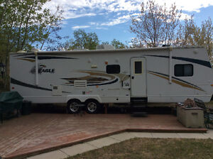 2009 Jayco Eagle Fiberglass bunkhouse double slide