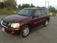 2002 GMC envoy sle / 4wd/6cyl/auto/extra clean/Wholesale$1500.00