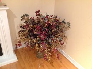 Fleurs artificielles vases 7 vases de fleurs $39!chaque vases West Island Greater Montréal image 5