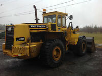 Loader Volvo Michigan,1994,kwick, Très bonne condition