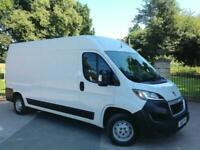 2018 Peugeot Boxer 2.0HDI L3H2 LONG WHEEL BASE / HIGH ROOF / ONE OWNER FROM NEW