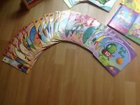 Oxford Reading Tree Books Stage 1-6 + Abacus