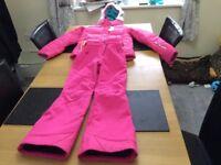 Girls Ski/Snowboard Jacket & Trouser Set
