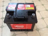 Vetech 971AA0631 44Ah Car battery. Only one month old.